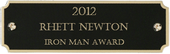 2012 Iron Man Award