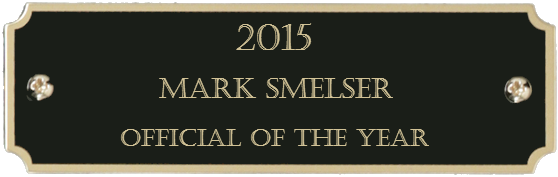 2015 Official of the Year