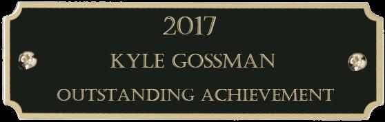 Kyle Gossman